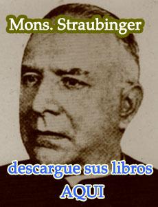 Libros de Mons. Straubinger
