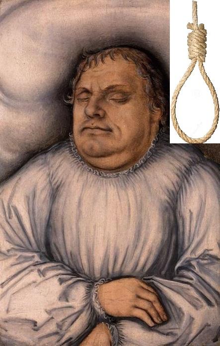 Image result for SUICIDIO DE LUTERO